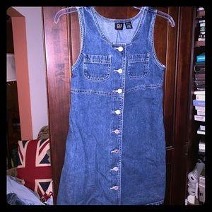 Vintage gently worn girls GAP jumper
